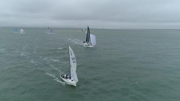 Race 1 J70 DW Mark