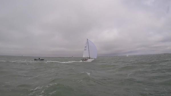 Race 1 J70 DW - On the edge