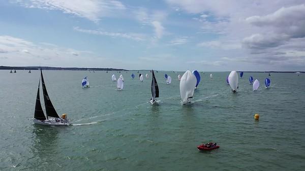 Race 3 DW Mark Leg 2 Multi Fleet