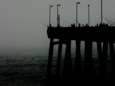 Pacifica Pier, California