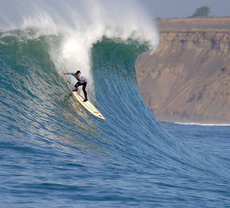 Mavericks Surfing Contest, January 12, 2008