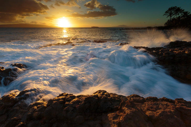 Ocean Power at Makena