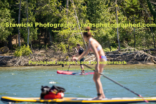 SUP'in at Wells Island 2016 07 02-8969