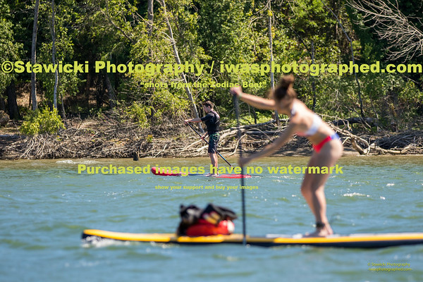 SUP'in at Wells Island 2016 07 02-8968