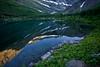 Bullhead Lake Reflection