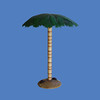 "Palm Tree Rainmaker, 9'6""H #9117"