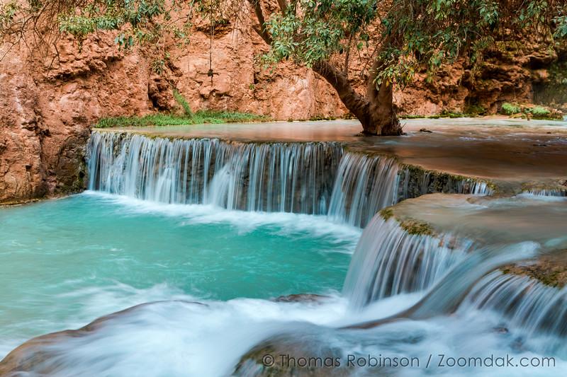 Little Mooney Falls