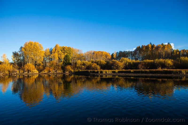 Autumn in Central Oregon