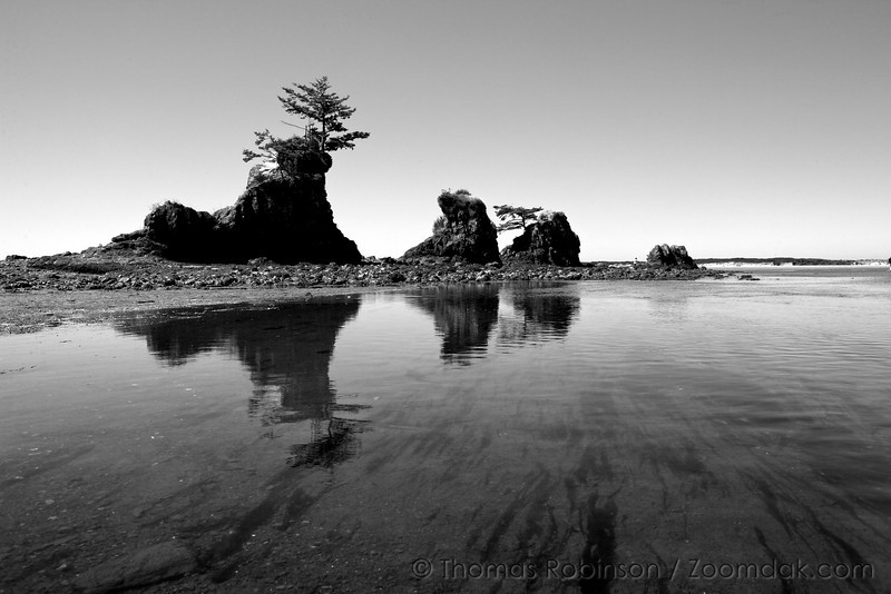 The Sisters of Siletz Bay