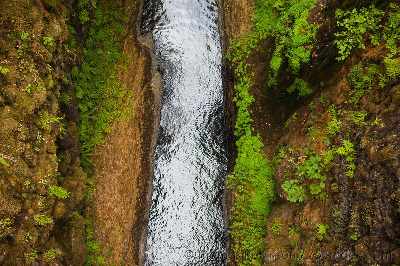 Eagle Creek Chasm