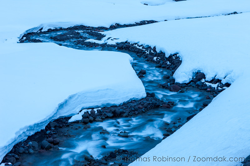 Snowy White River