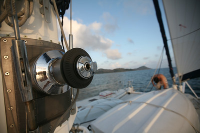 PROVIDENCIA ISLAND, COLOMBIA - Ten days of sailing from Nassau, Bahamas to Panama City, Panama through the Panama Canal. Over 1700 miles covered, seas were fair, sunny most of the way. Crew: Shawn Griffith (Captain), Amy Griffith Redfern, Sasha Gates, Cameron Martindell
