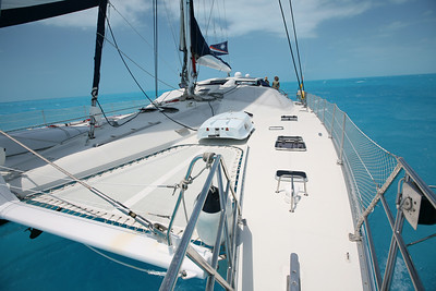 NASSAU, BAHAMAS - Ten days of sailing from Nassau, Bahamas to Panama City, Panama through the Panama Canal. Over 1700 miles covered, seas were fair, sunny most of the way. Crew: Shawn Griffith (Captain), Amy Griffith Redfern, Sasha Gates, Cameron Martindell
