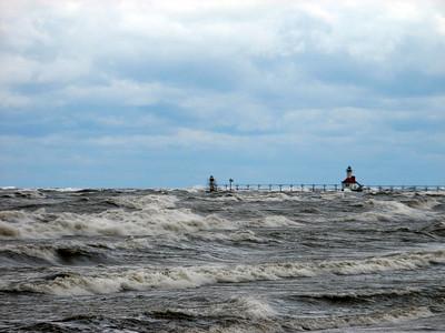Lake MI Storm