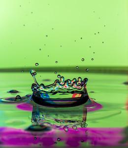 Water Drops Grapevine, TX, 2014