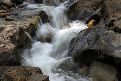 Life Flows at Coo's Canyon