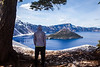 Crater Lake Portrait