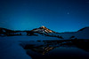 Stars Over South Sister