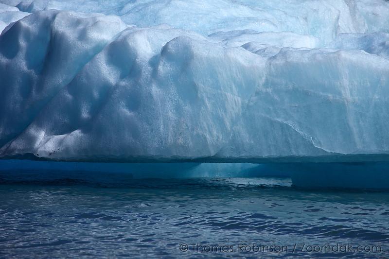 Blue Ice, Alaska