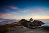 Cape Kiwanda Dune View, Evening Light