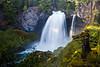 Sahalie Falls, McKenzie River
