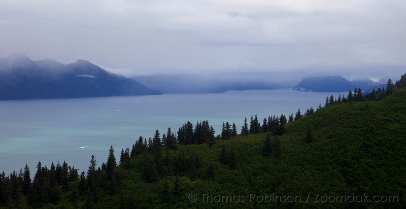 Mount Marathon View, Seward, Alaska