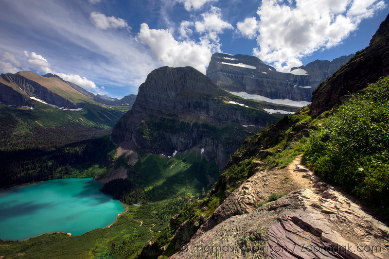 Glacier National Park: Crown of the Continent