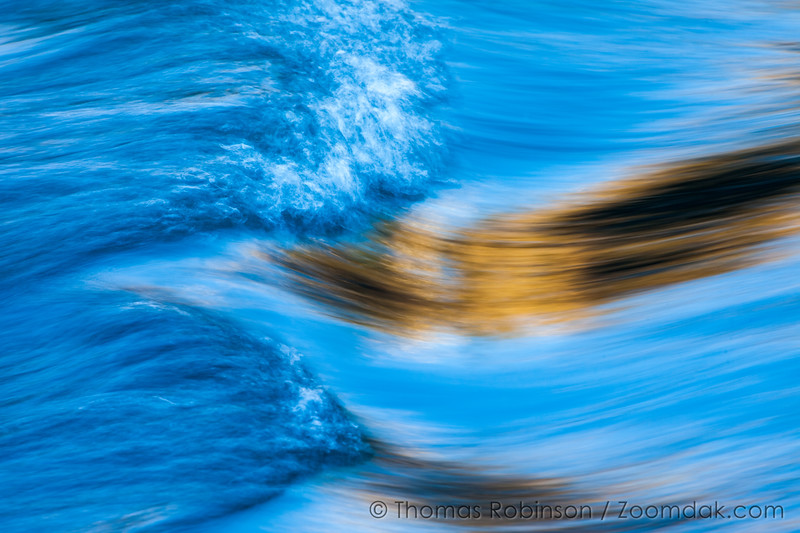 Wave Motion, Deschutes River