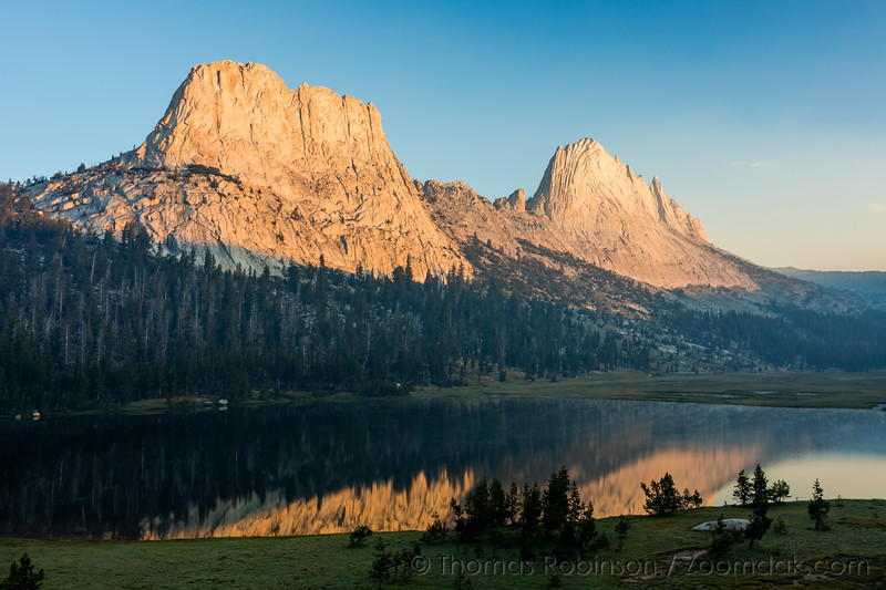 Early Morning at Matthes Lake
