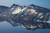 Crater Lake Reflections