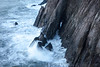 Nehalem Cliffs, Waves Crash
