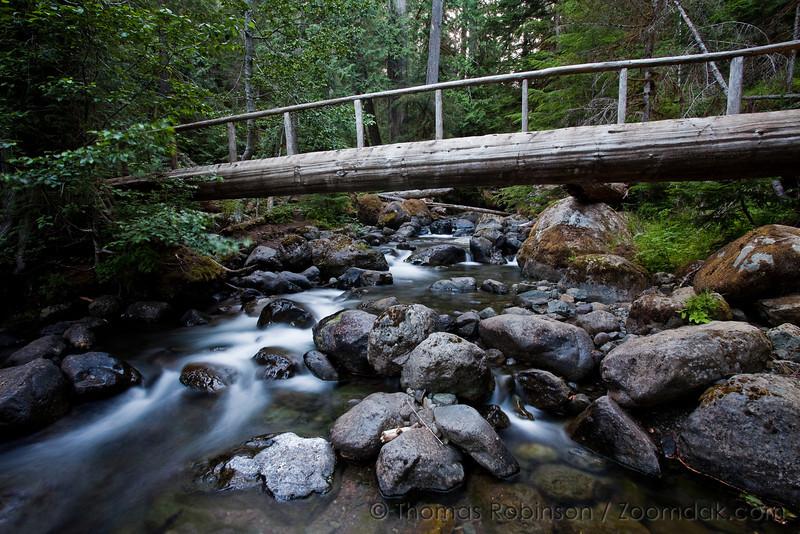 Bridge at Lena Lake