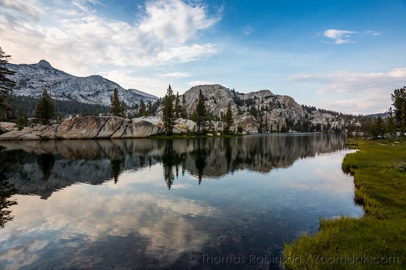 Boothe Lake, Yosemite