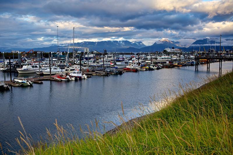 Boat Harbor, Homer, Alaska