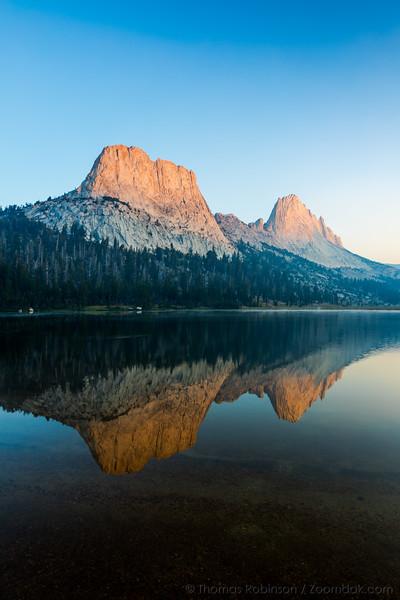 Matthes Lake at Sunrise