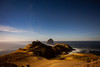 Cape Kiwanda Dune View, Night Light