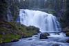 Fall Creek Falls from Below