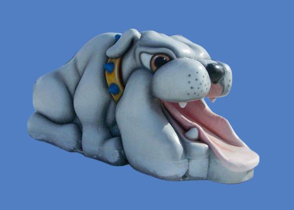 "Bulldog Slide, 12'L x 5'8""H #9217"