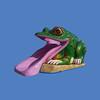 Fast Frog Slide, 6'H #9000