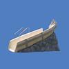 Canoe Slide #9151