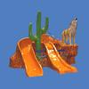 Desert Theme Slide, 15'L x 10'H #9130