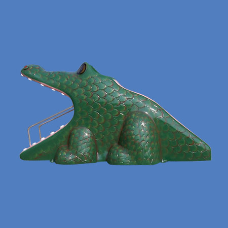 "Alligator Slide, 11'L X 6'6""H  #9171"
