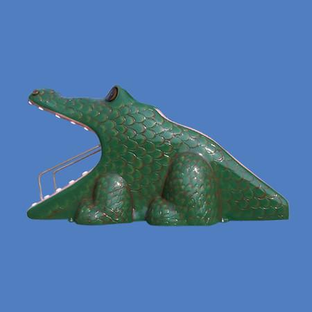 """Alligator Slide, 11'L X 6'6""""H  #9171"""