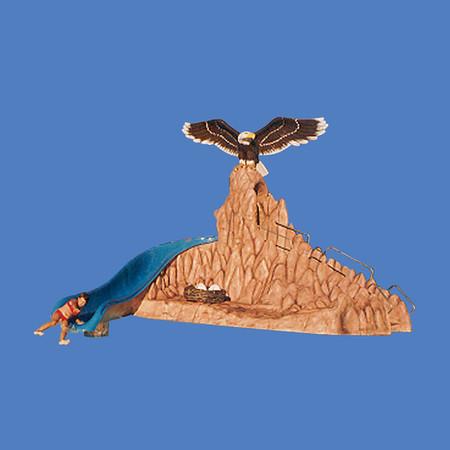 Eagle Mountain Slide, 17'L x 8'H #9057