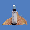 "Lighthouse Slide, 13'6""L x 11'H #9124"
