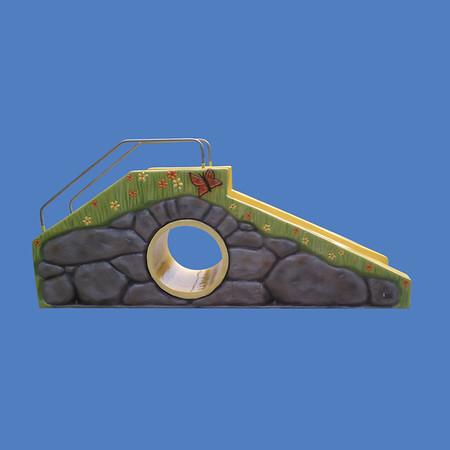 "Rock Crawl Thru Slide, 10'9""L x 4'2""H #9196"