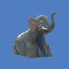 Giant Elephant Slide #9024