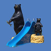Bear Slide, 10'L x 10'H #9007