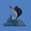 "Sailfish Slide, 10'L x 10'4""H #9061"