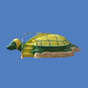 "Small Turtle Slide, 11'6""L x 3'H #9051"